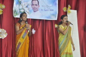 feast day celebrations straphaelspalakkad 11
